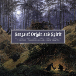 Various Artists: Mosaic, Fellwarden, By The Spirits, Osi And The Jupiter – Songs Of Origin And Spirit – CD