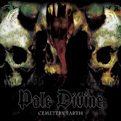 Pale Divine - Cemetery Earth - Vinyl