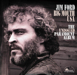 Jim Ford – BIG MOUTH USA – The Unreleased Paramount Album – CDD