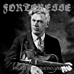 Forteresse - Metal Noir Quebecois - Vinyl