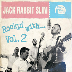 Jack Rabbit Slim - Rockin' With…Vol.2 - Limited Coloured Vinyl