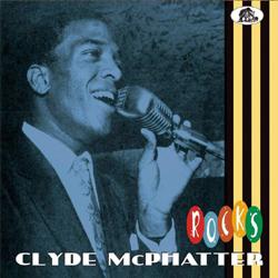 Clyde Mcphatter - Clyde Mcphatter Rocks - CD