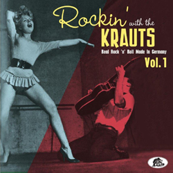 Various Artists - Rockin' With The Krauts, Vol. 1 - CD