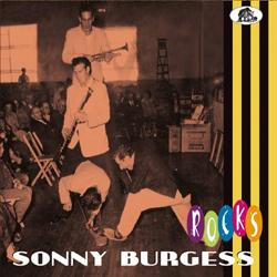 Sonny Burgess - Rocks - CDD