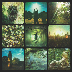 Saturnia - Stranded In The Green - CD