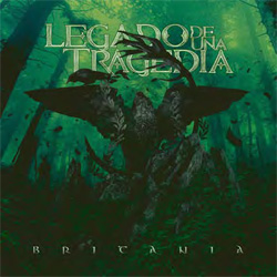Legado De Una Tragedia - Britania - CD