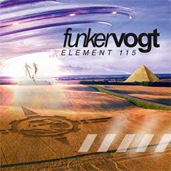 Funker Vogt – Element 115 (Limited) – CDD