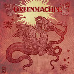 Greenmachine - Greenmachine CD