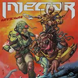 Injector - Hunt Of The Rawhead - CD