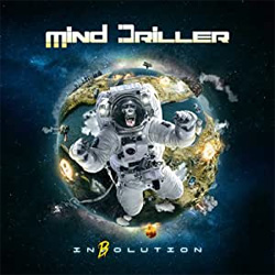 Mind Driller - Inbolution - CD