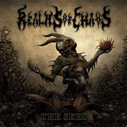 Realms Of Chaos - The Seed - CD