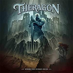 Theragon - Where The Stories Begin - CD