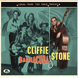 Cliffie Stone - Barracuda - Gonna Shake This Shack Tonight - CDD