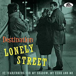 Various Artists - Destination: Lonely Street - CD