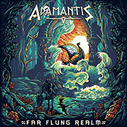 Adamantis - Far Flung Realm - CD