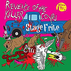 Stage Frite - Revenge Of The Killer Coypu - CD