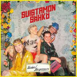Suistamon Sahko - Varokaa! Hengenvaara - CD