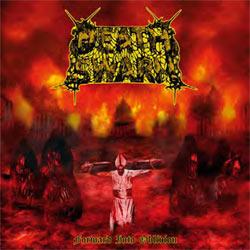 Deathswarm - Forward Into Oblivion - CD