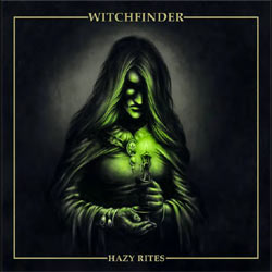 Witchfinder - Hazy Rites - Vinyl