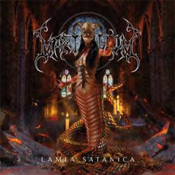 Martyrium - Lamia Satanica - CD