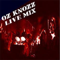Oz Knozz - Live Mix - Vinyl