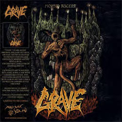 Grave - Morbid Ascend - CD