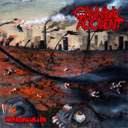Cannibal Accident - Nekrokluster - CD