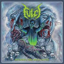 Fulci - Open The Hell Gates - Neon Vinyl