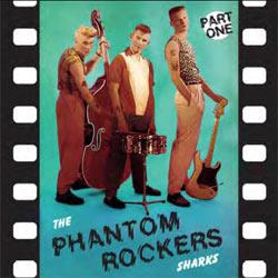 Sharks, The - Phantom Rockers Part 1 - Coloured Vinyl