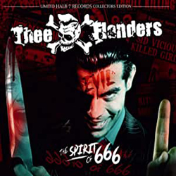 Thee Flanders - Spirit Of 666 (Re-Issue) - CD