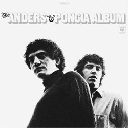 Anders & Poncia - The Anders & Poncia Album - Vinyl