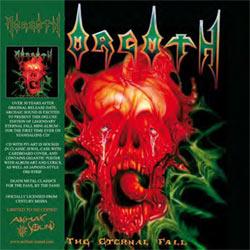 Morgoth - The Eternal Fall - CD