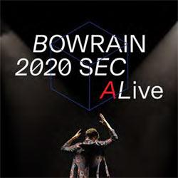 Bowrain - 2020 Sec Alive - CD