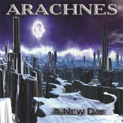 Arachnes - A New Day - CDD