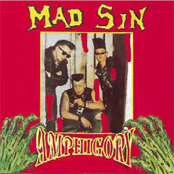 Mad Sin - Amphigory - CD