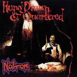 Natron - Hung, Drawn & Quartered - Purple Vinyl
