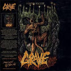 Grave - Morbid Ascend - CD