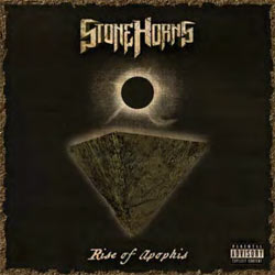 Stone Horns - Rise Of Apophis - CDD