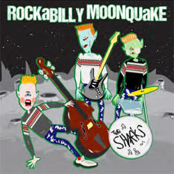 Sharks, The - Rockabilly Moonquake - Limited Coloured Vinyl
