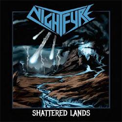 Nightfyre - Shattered Lands - CD