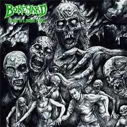 Boneyard - Back To A Zombie Planet - CD
