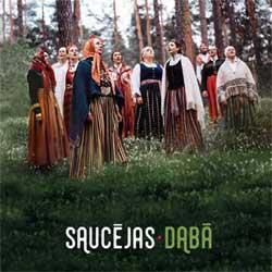 Saucejas - Daba - CD