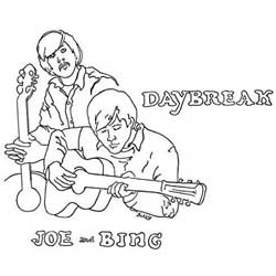 Joe & Bing - Daybreak - Vinyl