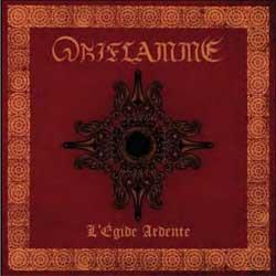 Oriflamme - L'egide Ardente - CD
