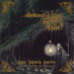 Abstract The Light - Magna Sapientia Quaerere - To The Depths Of My Soul… - CD