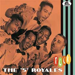 "The ""5"" Royales - Rock - CDD"