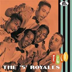 "The ""5"" Royales - Rock - CDD"