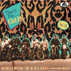Various Artists - That'll Flat Git It! Vol. 36 From The Vaults Of Tnt Records - CDD