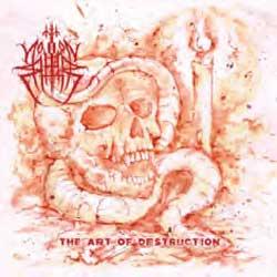 Northorn - The Art Of Destruction - CD