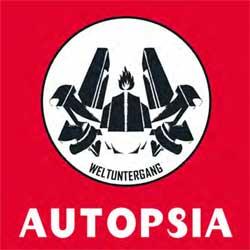 Autopsia - Weltuntergang - Vinyl